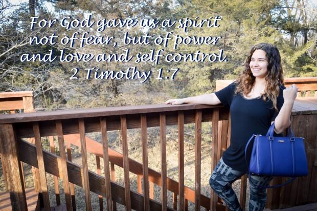 Olivia Hayse Feb 2018 2 Timothy 1:7